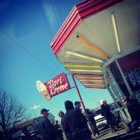 Photo taken at Dari Creme by Tabby L. on 4/2/2013
