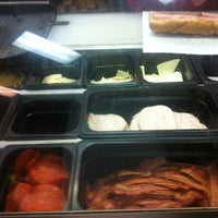 Photo taken at SUBWAY by Larry S. on 1/22/2013
