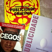 Photo taken at Livraria Vanguarda by Mateus R. on 1/19/2013