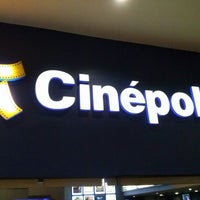 Photo taken at Cinépolis Las Américas by Guillermo C. on 10/7/2012
