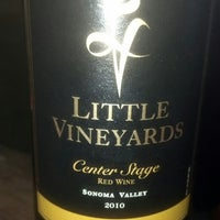 Photo taken at Little Vineyards & Winery by Roger D on 5/20/2013