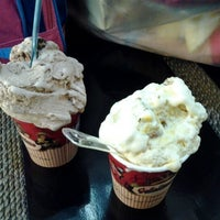 Photo taken at Gelatissimo by P. S. on 12/16/2012