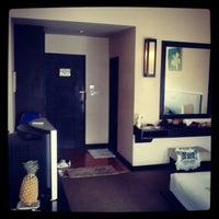 Photo taken at Balitaya Resort by Vovan M. on 2/9/2013