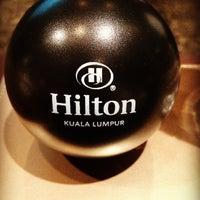 Photo taken at Hilton Kuala Lumpur by Kern Sheng L. on 7/25/2013