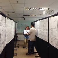 Photo taken at Fakulti Kejuruteraan dan Alam Bina UKM by Amiruddin Z. on 12/17/2015