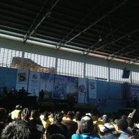 Photo taken at Colegio José Daniel Crespo by Miguel E. on 1/18/2013