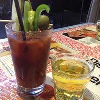 Photo taken at CRISP Pizza Bar & Lounge by 💀Zack💀 . on 5/5/2013