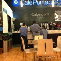 Photo taken at Café Punta Del Cielo by Mauricio C. on 3/29/2013