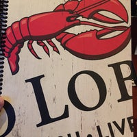 Photo taken at Red Lobster by Khalid A. on 3/29/2016
