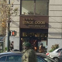 Photo taken at Stage Door Delicatessen by Jayce B. on 11/8/2012