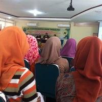 Photo taken at Universitas Djuanda Bogor by Dinar M. on 8/20/2013