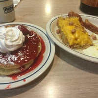 Photo taken at IHOP by Mel S. on 9/23/2015
