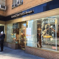 Photo taken at LensCrafters by Andrew T. on 1/3/2016