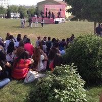 Photo taken at Namık Kemal Üniversitesi by ferdi c. on 5/22/2013