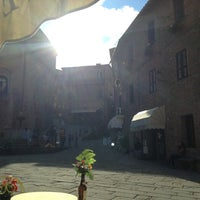 Photo taken at Panicale by Mauro G. on 8/20/2013