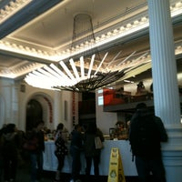 Photo taken at The Public Theater by Jan A. on 10/13/2012