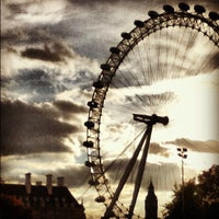 Photo taken at Southbank Centre by KC C. on 10/14/2012