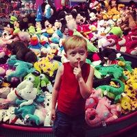 Photo taken at Disney Store by Kristin B. on 4/19/2014