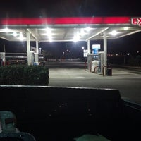 Photo taken at Exxon by Pablo G. on 10/8/2012