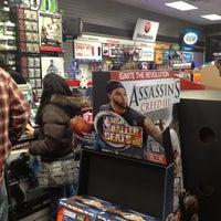 Photo taken at GameStop by Lassine D. on 11/24/2012