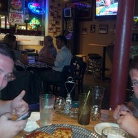Photo taken at Campus Pizza by Patrick G. on 10/18/2012