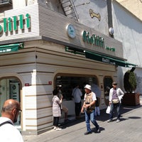 Photo taken at Giolitti by Tasarım K. on 4/30/2013