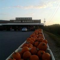 Photo taken at Panorama Orchards Farm Market by Josh B. on 10/13/2012