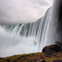 Photo taken at Niagara Falls (Canadian Side) by Ivan H. on 12/4/2012