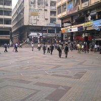 Photo taken at Nehru Place by Ashish S. on 11/5/2012