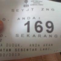 Photo taken at Bank Simpanan Nasional (BSN) by Sandra J. on 2/18/2013