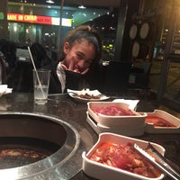 Photo taken at Korean Grill House by Pierre A. on 2/4/2016
