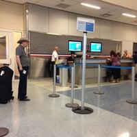 Photo taken at Gate D23 by Daniel P. on 9/21/2014