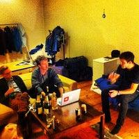 Photo taken at Hyper Mansion by Henrik B. on 11/17/2012
