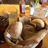 Photo taken at Wild Wheat Bakery Cafe & Restaurant by Tae S. on 2/9/2013