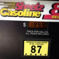Photo taken at Sheetz by Tracy L. on 8/22/2013