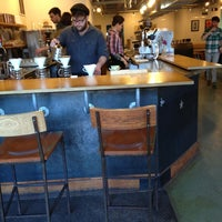 Photo taken at Intelligentsia Coffee by Carlos E. on 2/24/2013