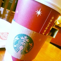 Photo taken at Starbucks by Rjay M. on 12/26/2012