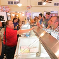 Photo taken at Beth Marie's Old Fashioned Ice Cream & Soda Fountain by The Daytripper on 11/9/2012
