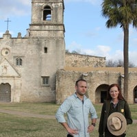 Photo taken at San Antonio Missions National Historical Park by The Daytripper on 5/17/2013