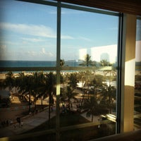 Photo taken at Tides South Beach l King & Grove by Andrea on 1/6/2013