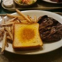 Photo taken at Best Steak House by Brianna B. on 4/18/2013