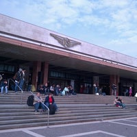 Photo taken at Venezia Santa Lucia Railway Station (XVQ) by Ivan A. on 11/8/2013