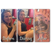 Photo taken at Artistic Body Works Tattoo by Ashley L. on 5/16/2013