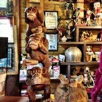 Photo taken at Three Monkeys Coffee & Tea House by Justin on 7/13/2013