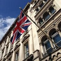 Photo taken at Whitehall by Karen G. on 6/10/2016