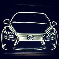 Photo taken at Meade Lexus of Lakeside by Joann B. on 11/29/2012