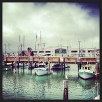 Photo taken at Fisherman's Wharf by Raymond L. on 7/26/2013