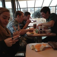 Photo taken at Taco Bell by Olive C. on 1/4/2013