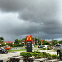 Photo taken at McDonald's & McCafé by rick on 1/30/2013