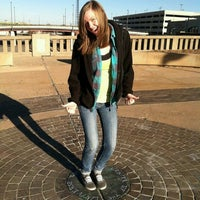 Photo taken at Center of the Universe by Savannah P. on 11/17/2012
